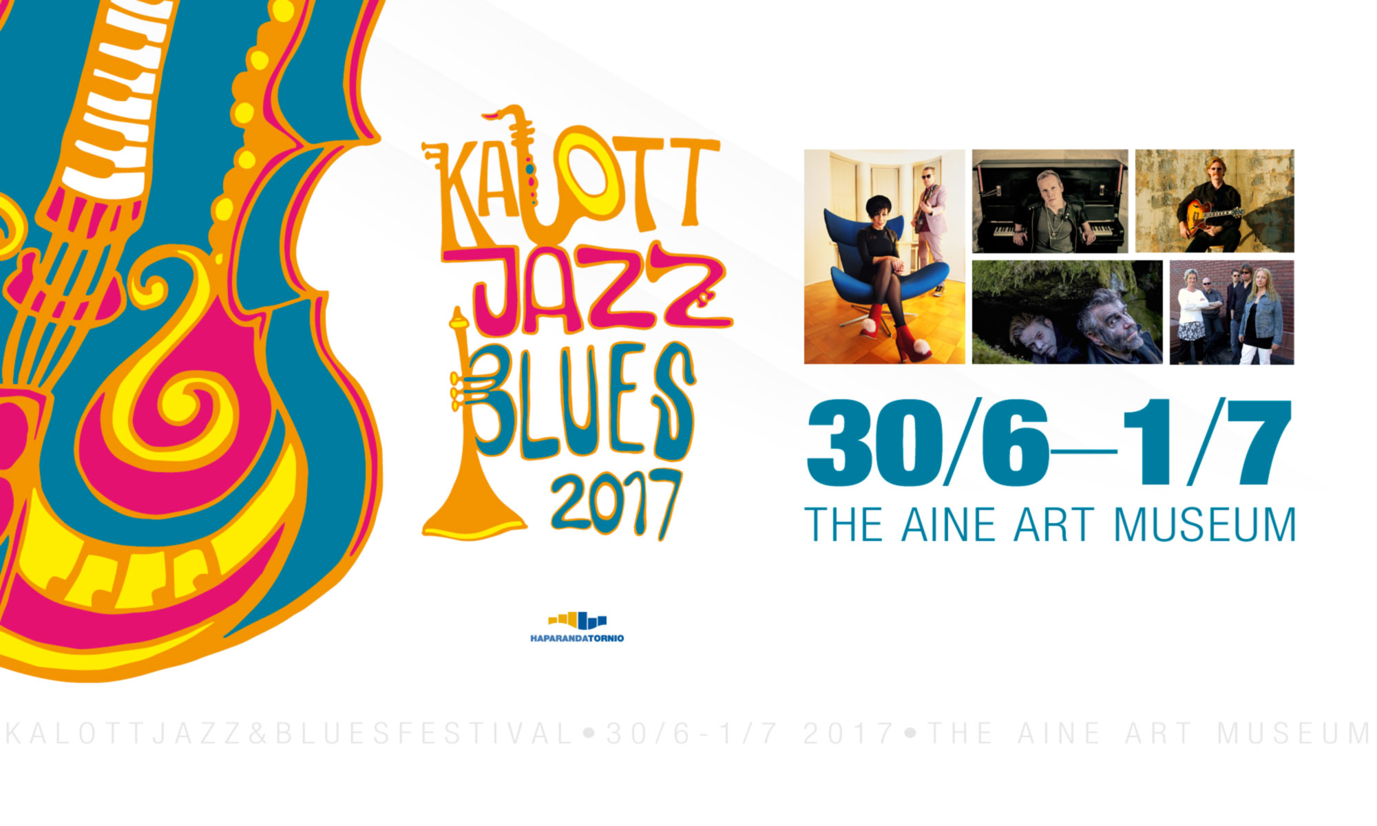 Kalottjazz & Blues Festival 2017